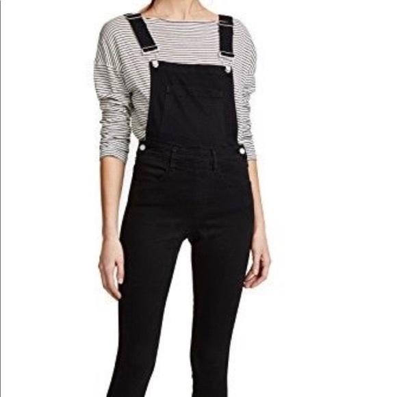 BLANKNYCJ denim jean coveralls overalls size 26